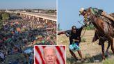 More than half of Texas Latino voters disapprove of Biden amid border crisis