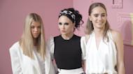 Sofia Richie, Suki Waterhouse, Camille Kostek, Paris Hilton Step into Alice + Olivia's 'Field of Dreams' Spring 2020 Presentation at NYFW