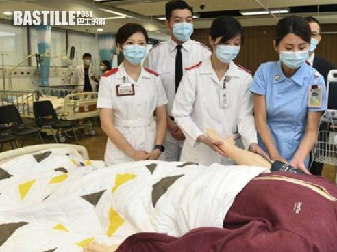 疫情下護理課程報名人數倍增 仁愛堂招聘展提供200空缺   社會事