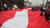 Both sides in Peru's contested election double down in weekend rallies