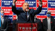 Book says Trump told Sen. Graham why he tapped Giuliani to lead his election lawsuits