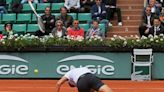 Defending champion Djokovic stunned by Thiem in French Open quarters