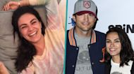 Mila Kunis Cracks Up During Ashton Kutcher's Pop Culture Quiz In Funny Instagram Video