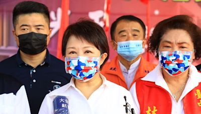 高雄城中城大火46死!盧秀燕宣布捐1個月薪水 盼傷者早日康復