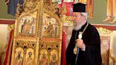 Puertas ornamentales robadas regresan a Chipre desde Japón