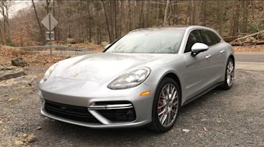 2018 Porsche Panamera Turbo Sport Turismo Video Review: One Car to Rule Them All
