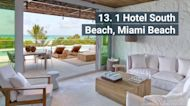 The Top 15 Hotels in Miami Beach