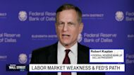 Kaplan Says There Are Side Effects to Fed's Purchases