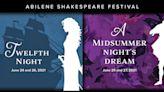 Shake up the summer: Abilene festival presents Bard's 'Twelfth Night,' 'Midsummer'
