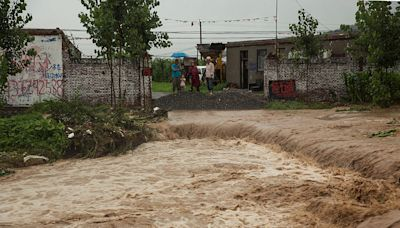中共稱水災不影響豐收 河南受災農民斥責