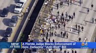 Federal Judge Blocks Florida's 'Anti-Riot' Law