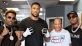 Anthony Joshua trialing Mike Tyson and Evander Holyfield's old trainer in corner shake-up