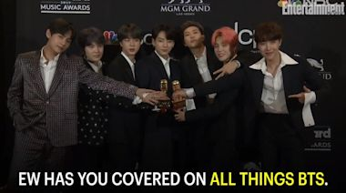 BTS top Billboard 200 album chart again with Be