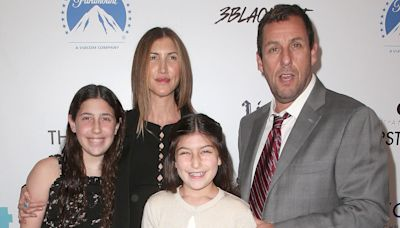 Adam Sandler Jokes About His Kids in Hubie Halloween : They Acted Like I Was 'Forcing Them'