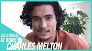 Charles Melton Reacts To 'Riverdale' Costar Vanessa Morgan's Pregnancy