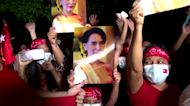 Myanmar votes in election likely to favor Suu Kyi