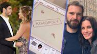 """Bachelorette"" Fail, Kim K.'s Monopoly & Courteney's Love Sick"