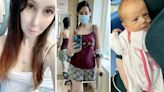 Pregnant mum with cancer chooses to have leg amputated to save her unborn baby