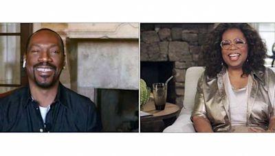 Oprah Winfrey to Interview Eddie Murphy for 'The Oprah Conversation' on Apple TV Plus