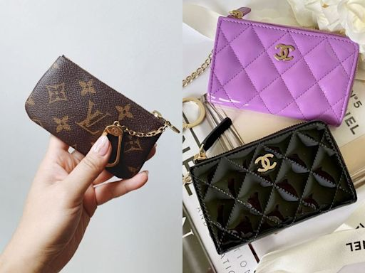 12個必買高CP值名牌鎖匙包推介:6,500元內入手Gucci、LV、Chanel鎖匙包(附價錢)