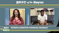 Detroit to Lexington Homeless Giveback happening this Sunday