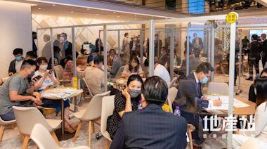 黃竹坑站晉環再沽7伙4房 呎價4萬至4.4萬 - 香港經濟日報 - 地產站 - 新盤消息 - 新盤新聞