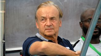 EXCLUSIVE: Nigeria coach Rohr names the Afcon's three favourites