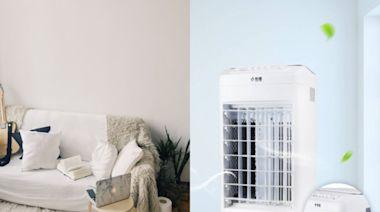 「移動式水冷氣」才1980元 租屋、宿舍靠它涼整天