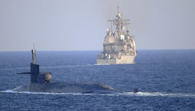U.S. will share nuclear submarine technology with Australia in new defense partnership