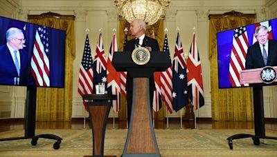 Australia submarine pact spotlights Biden's muddled China strategy