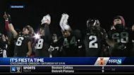 No. 12 Iowa State faces No. 25 Oregon in Fiesta Bowl