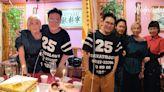 蘇永康54歲生日感謝老婆安排 與老友歎潮州菜吹水好滿足