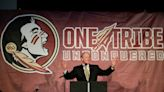 The arc of athletics: FSU President Thrasher reflects on the highs, lows and way forward