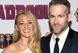 Ryan Reynolds Gives Wife Blake Lively a Hilarious -- and Sweet -- Birthday Greeting
