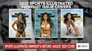 Sports Illustrated Swimsuit editor talks about historic cover choices