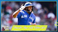 Vlad Guerrero Jr. is best AL hitter not named Mike Trout — Fan Poll Question | Flippin' Bats