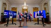 Biden and UK to help Australia acquire nuclear submarines in new pushback on China | NewsChannel 3-12