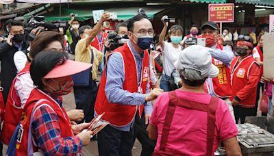 陳柏惟罷免案明決戰 朱立倫台中掃街 :「這不是一個選戰」