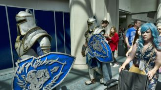 Fans to descend on San Diego for the 50th Comic-Con