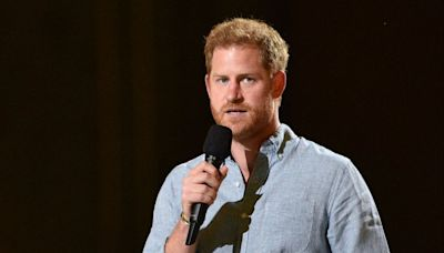 Prince Harry criticises Joe Rogan's comments on Covid vaccine: 'Stay out of it'