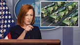 Psaki: US 'concerned' after China missile test, but 'welcome stiff competition'
