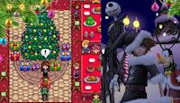 Christmas Video Game Levels To Play Over The Holidays