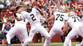5 takeaways from Washington's 33-22 loss to the Saints in Week 5