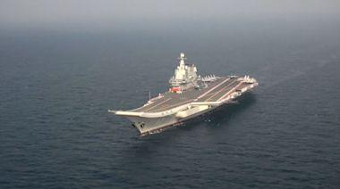 解放軍證實山東艦航母編隊日前於南海訓練