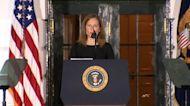 Amy Coney Barrett sworn into Supreme Court