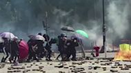 Oscar-nominated HK protest film sparks controversy