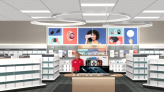 Target More Than Doubles Number of Apple Shops-in-shop