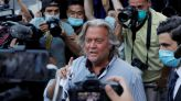 U.S. House holds Trump ally Steve Bannon in criminal contempt
