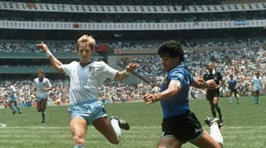 Maradona's legend shaped by his Hand of God