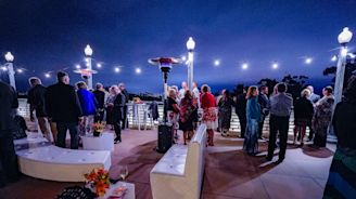 Rooftop Venues Have Star Qualities